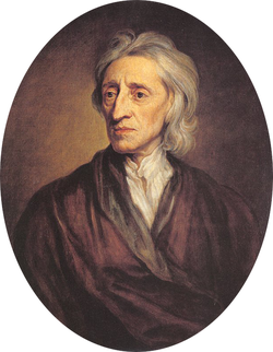 "John Locke                                , the ""Father of classical liberalism"""