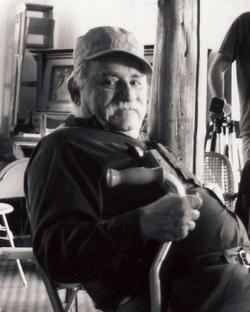 Murray Bookchin                                , American libertarian socialist theorist and proponent of                                 Libertarian municipalism