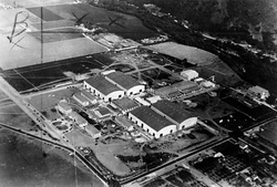 Warner Bros.–First National Studios, Burbank, c. 1928.