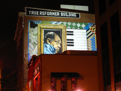 Mural of Duke Ellington on U Street