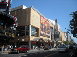 The Verizon Center in Chinatown