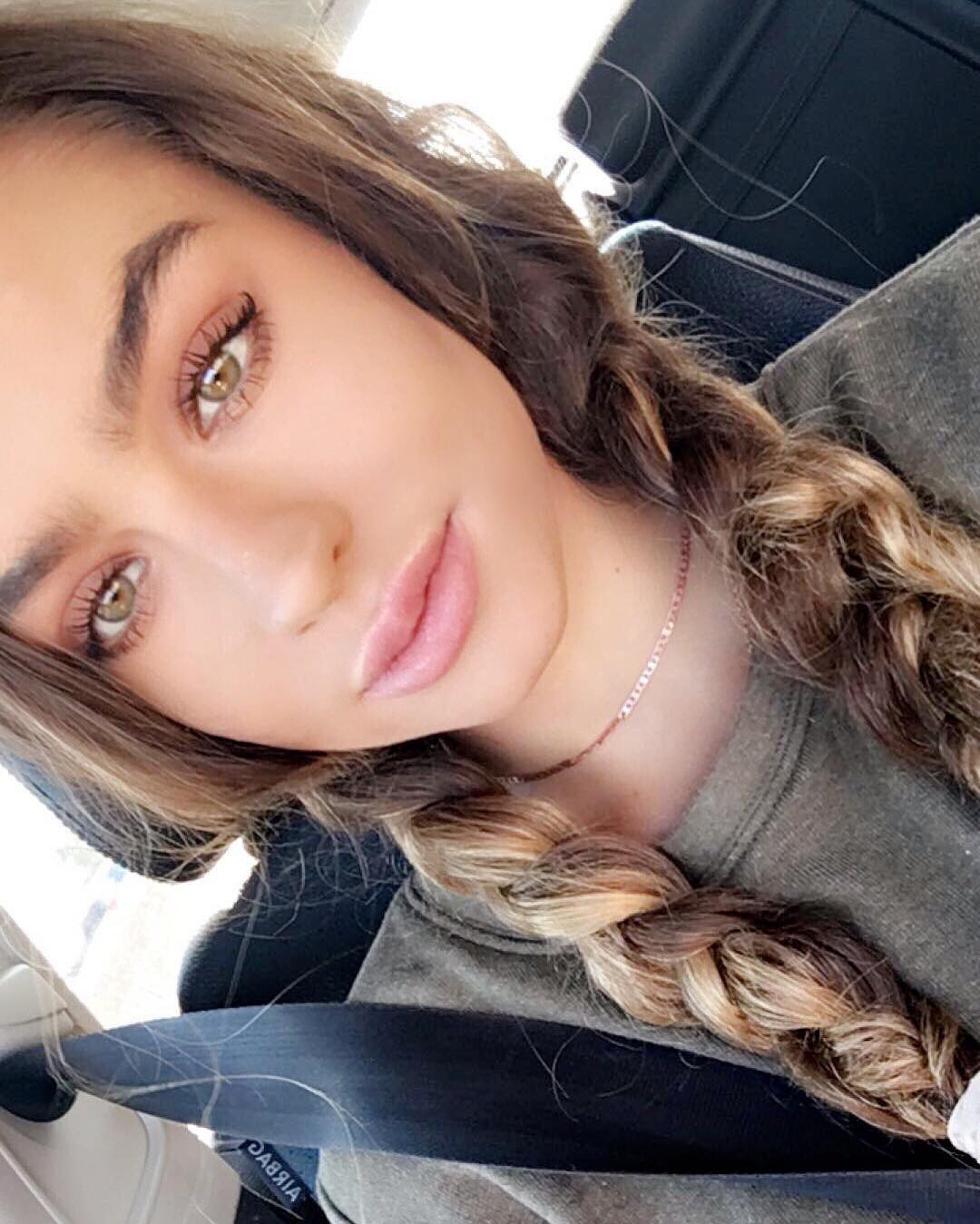 face Sommer ray