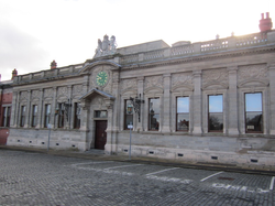Lever House in Port Sunlight, United Kingdom, the former headquarters of Lever Brothers