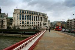 100 Victoria Embankment,                                 Unilever House                                in London, United Kingdom
