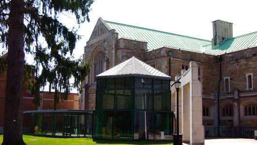 The Frances Lehman Loeb Art Center