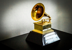 The Grammy Award is regarded to leading music artists.