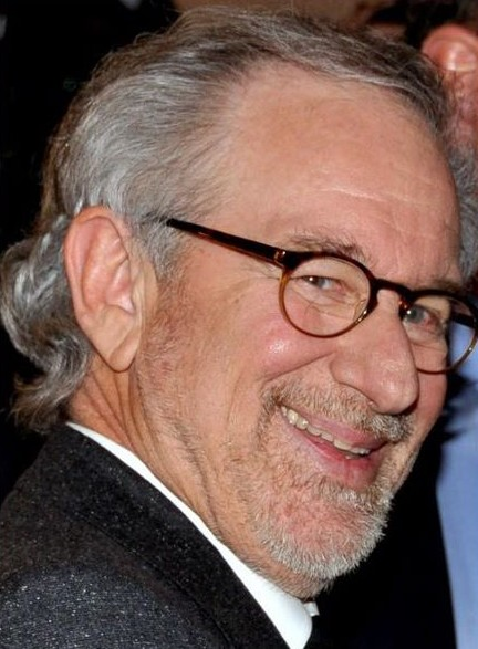 Spielberg in 2011, at the Paris premiere of The Adventures of Tintin: The Secret of the Unicorn.