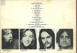 The Meadow album The Friendship, released in 1973. Shortly after this the Meadow splitted.