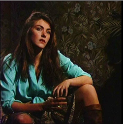 "Laura Branigan 1979 as Connie in the monologue  ""Paco Snow Angel"""