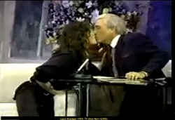 Laura Branigan 1984, Merv Griffin was very fond of Laura Branigan.