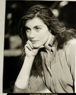 "Laura Branigan 1979, from the German TV-show ""Ein unbekanntes Talent""."