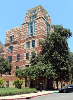 Hugh and Hazel Darling Law Library, UCLA School of Law