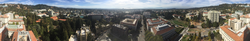 360-degree-view of the UC Berkeley campus