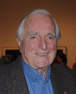 The                                 computer mouse                                was invented by Turing Award laureate                                 Doug Engelbart                                , B. Eng. 1952, Ph.D. 1955