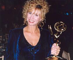 Emmy                                - and                                 Golden Globe Award                                - award-winning actress Kathy Baker, BA 1977