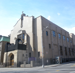 Wallace attended the Bishop Loughlin Memorial High School before transferring out at his own request