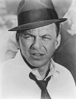 Sinatra as Tony Rome