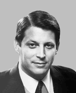 Gore during his congressional years