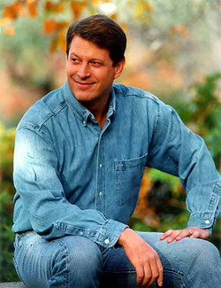 Gore in 2000