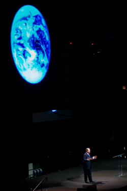 Gore's speech on Global Warming at the University of Miami BankUnited Center, February 28, 2007