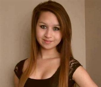 Facebook photo of Amanda Todd