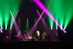 LCD Soundsystem's concert at Zénith de Paris
