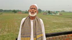 Dada Haji Aiwaz Ali Mirza in 2013