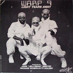 Warp 9 in Sci-Fi Spacesuits (1983)