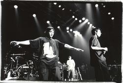 Beastie Boys in 1992.