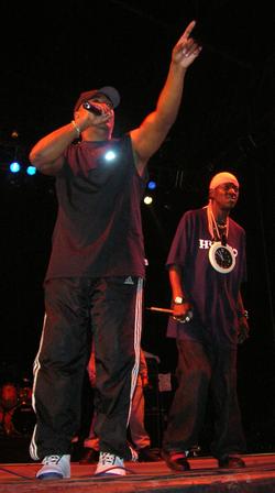 Public Enemy in 2006.