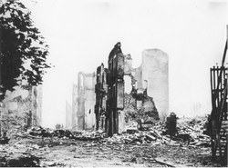 The bombing of Guernica in 1937, sparked Europe-wide fears that the next war would be based on bombing of cities with very high civilian casualties