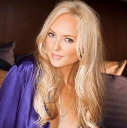 Photo of Shera Bechard from a Playboy photo shoot                                                                  [10]                                                               
