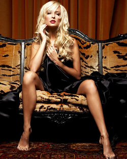 Photo ofShera Bechard posing                                                                  [11]                                                               