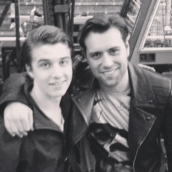 Picture of Marko Stanojevic and Sebastian Ingrosso