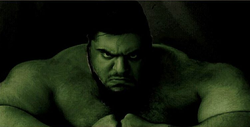 As the Hulk, Iranian Hulk. [2]