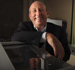 Vertex Pharmaceuticals CEO Jeffrey M. Leiden was photographed in 2013