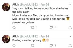 Maya McKinney's activity onTwitter