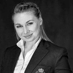 Alena Vranova at Trezor