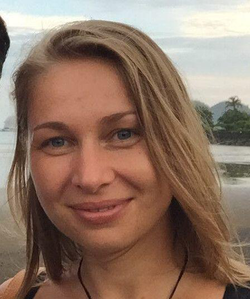 Alena Vranova headshot