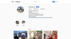 """Bella Alexa """"Bellatheceo"""" Instagram Page"""