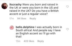 Belle Delphine Q&A