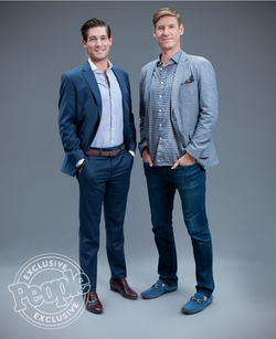 Craig and Austen Kroll