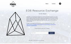 EOS REX / screenshot