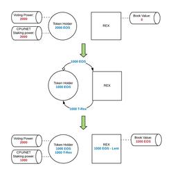 EOS REX / flow chart