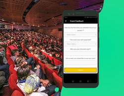 Interactive Mobile Event Apps - Incorporate Surveys, Live Polling & more engaging features in events