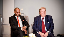 Chairmans conversation - Johann Rupert