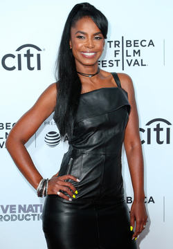Kim Porter at the Tribeca Film Festival​