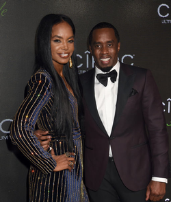 Kim Porter and Diddy​​ [14]​