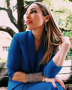 Mayra Farret pictured in April 2019