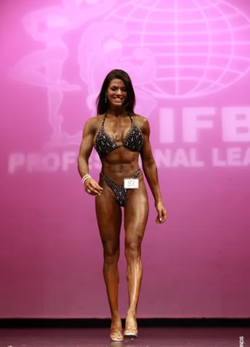 Mona Muresan at the New York Pro in 2011